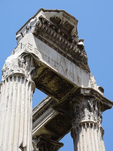 Rome, Roma, Italie, Forum, vestiges, Italia, Italy